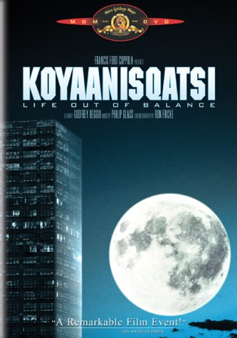 Koyaanisqatsi - Life Out of - Nyc Eye Store Glass