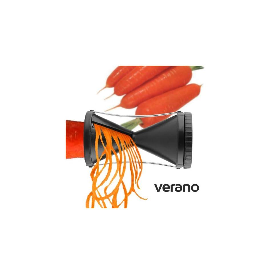 Verano Premium Spiral Vegetable Slicer