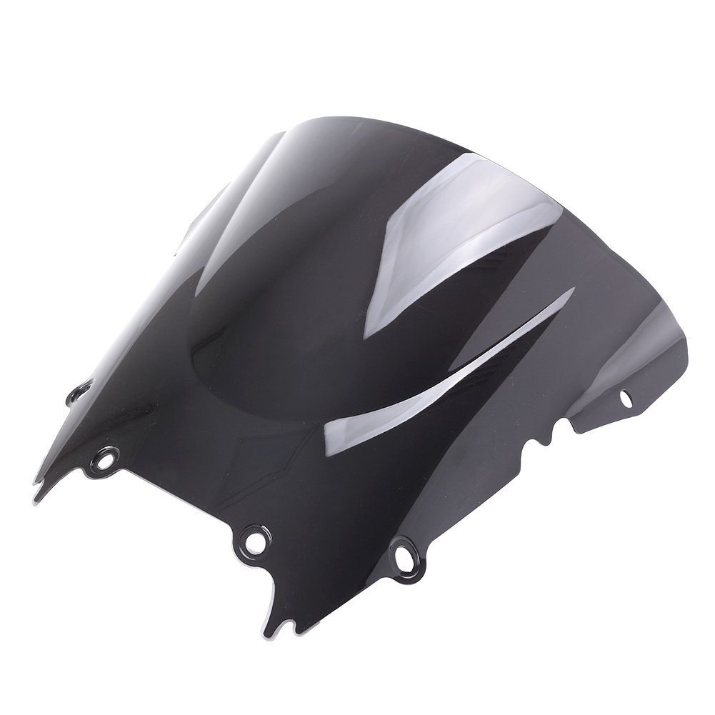 Luckmart Motorcycle Windscreen Windshield For Yamaha YZF R6 1999-2002