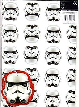 Offiziell Star Wars Stormtrooper Geschenkverpackung (2 Laken, 2 Anhänger)