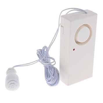 Sharplace Wassermelder Wasseralarm batteriebetrieben Wasserwächter ...