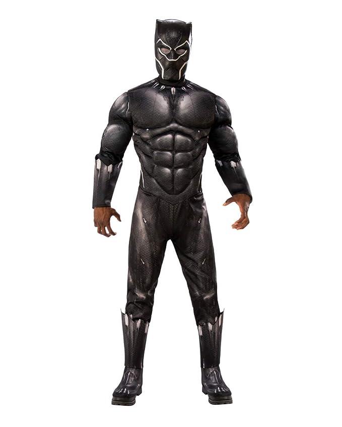 Horror-Shop Traje De Músculo De Pantera Negra One Size: Amazon.es ...