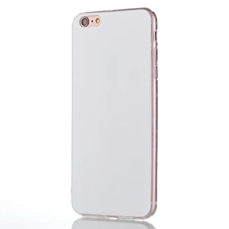custodia iphone 6 plus bianca