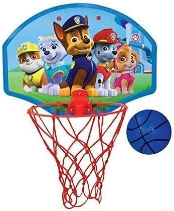 Amazon.com: Paw Patrol Juego de baloncesto: Toys & Games