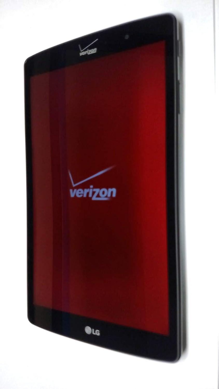 LG G Pad 4G LTE Tablet, Black x8 3-Inch 16GB (Verizon Wireless VK815)
