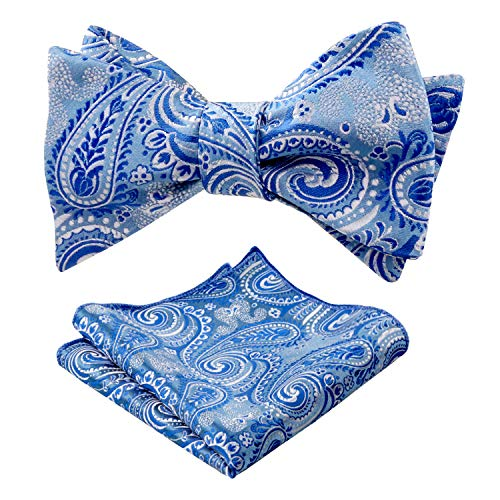 Alizeal Papillon Nœud Homme Clair Bleu rrAPfnxWp
