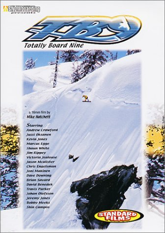 Transworld Snowboarding - TB9 (Totally Board Nine)