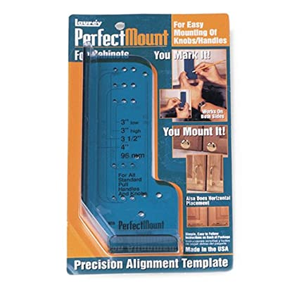 Laurey 98201 Perfect Mount Precision Allignment Template For Cabinet