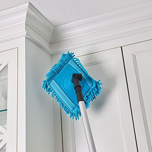 High Reach Duster Kit - Free Gift Inside- includes 8 easy-to-use tools plus a telescoping pole Part 3434040LPBF by HRCK