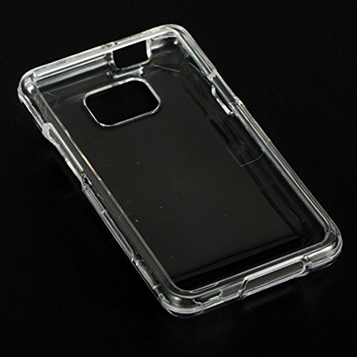 Dream Wireless CASAMI777CL Slim and Stylish Design Case for the Samsung Galaxy S2 AT&T i777 - Retail Packaging - Clear