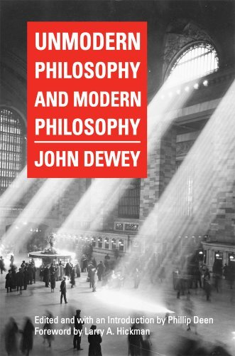 Download Unmodern Philosophy and Modern Philosophy Pdf