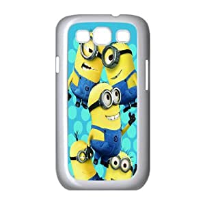 Despicable Me HILDA5095347 Phone Back Case Customized Art Print Design Hard Shell Protection Samsung Galaxy S3 I9300