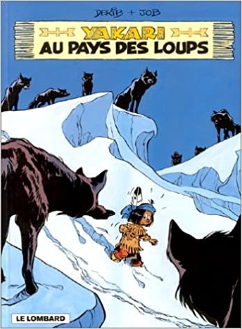 Livres gratuits Yakari, tome 8 : Yakari au pays des loups pdf epub