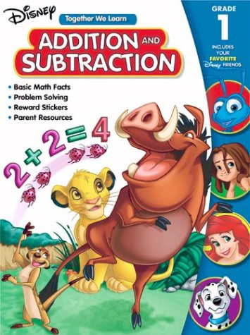 Download Addition and Subtraction: Grade 1 (Together We Learn) pdf