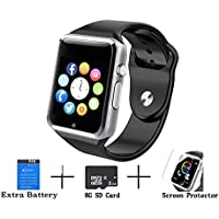 Bluetooth Smart Watch Sweatproof Smartphones Key Pieces