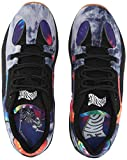 AND 1 Men's Tai Chi Racer Sneaker, Black 12 M US