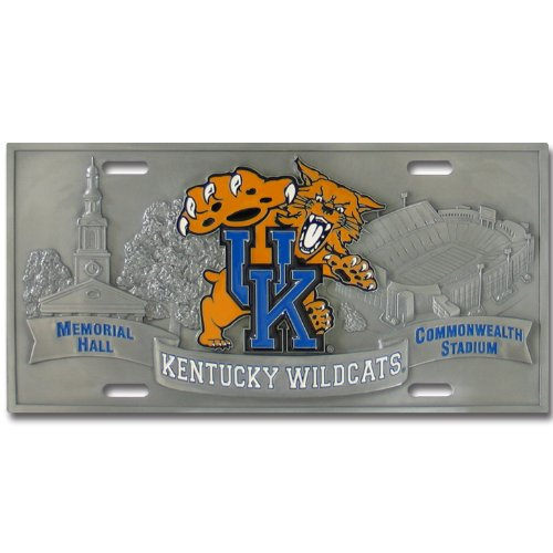 Kentucky Wildcats College Collector's Plate