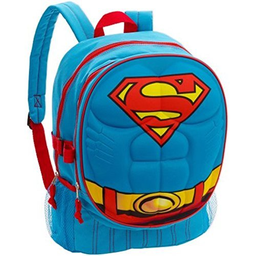 Backpack Superman (Dc Comics Batman