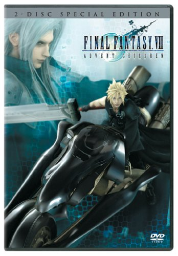Final Fantasy VII - Advent Children (Two-Disc Special Edition) -