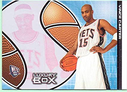 check out d15ad 40443 Vince Carter 2004-05 Topps Luxury Box #40 - New Jersey Nets ...