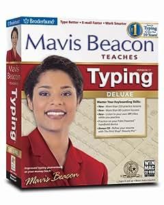 Mavis Beacon Teaches Typing Deluxe 17 - Old Version