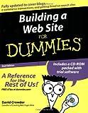Building a Web Site, David A. Crowder, 0764571443