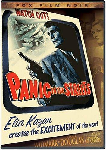 Panic in the Streets (Panic Dvd)
