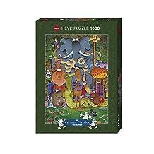 Heye Photo 1000 Piece Guillermo Mordillo Jigsaw puzzle by Heye