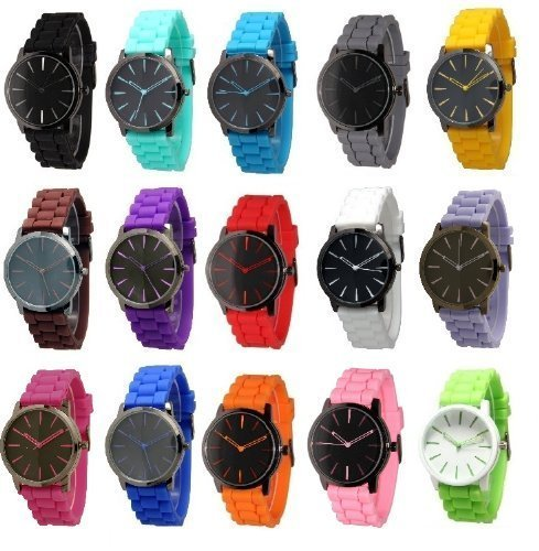 Wholesale Lot of 10 Unisex Watches (10 pcs) from DSstyles