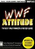 WWF Attitude, BradyGames Staff, 1566869013