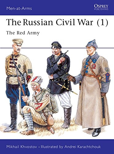 - The Russian Civil War (1) : The Red Army (Men at Arms Series, 293)