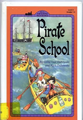 book cover of Pirate School