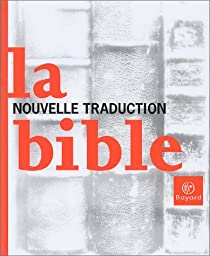 La Bible par Boyer