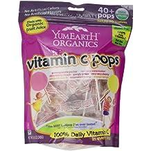 Yummyearth Pops Vit C Fmly Bag