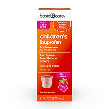 ibuprofeno 40 mg ninos