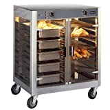 Equipex Turbo Vision Electric Rotisserie - 1PH, 34 x 24 x 42 inch -- 1 each.