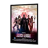 24'X36' Backlit Movie Poster Art Picture Frame Led Light Box with Aluminum Snap Photo Frame Sign Holder (Black)