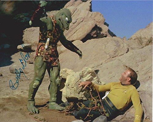 Bobby Clark Star Trek 7 Original Autographed 8X10 Photo