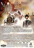 The Men Who Built America Documentary DVD & Sons of Liberty [DVD + Digital Ultraviolet] History Channel Set