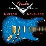 img - for Fender Custom Shop Guitar 2005 Calendar book / textbook / text book