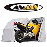 The Bike Shield Standard (Medium) Motorcycle Shelter / Storage / Cover / Tent / Garage