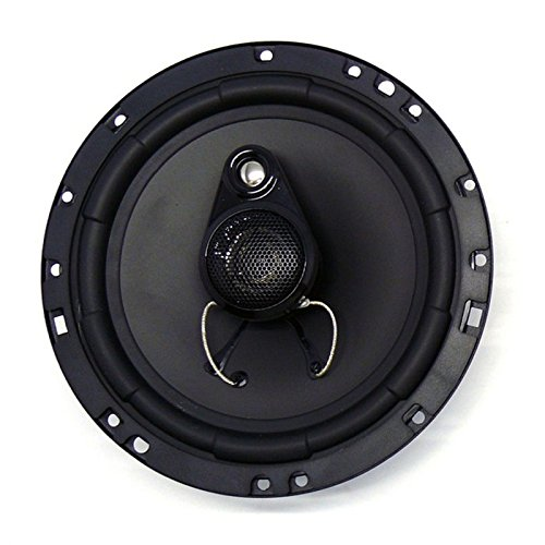 Inphase Lautsprecher 520W 3-Wege 16,5cm SXT1735 Koax incl Einbauset f/ür Daihatsu Materia ab 2006