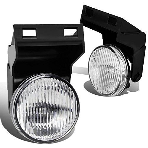 DNA MOTORING FL-NS020-CH Front Bumper Fog Light