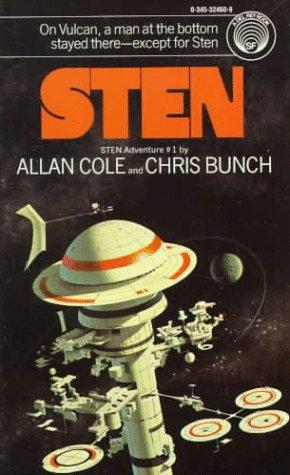 book cover of Sten