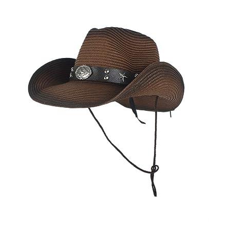 Jingkeke Nueva occidental de la manera sombreros de vaquero ...