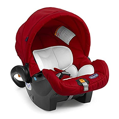 Chicco Keyfit Eu Baby Car Seat Red