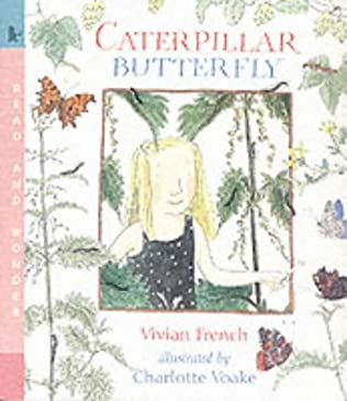 book cover of Caterpillar Butterfly