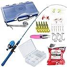 儿童钓竿+配套钓具全套工具