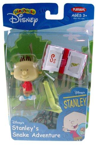 Disney Playhouse Stanley's Snake Adventure Figure Set ()