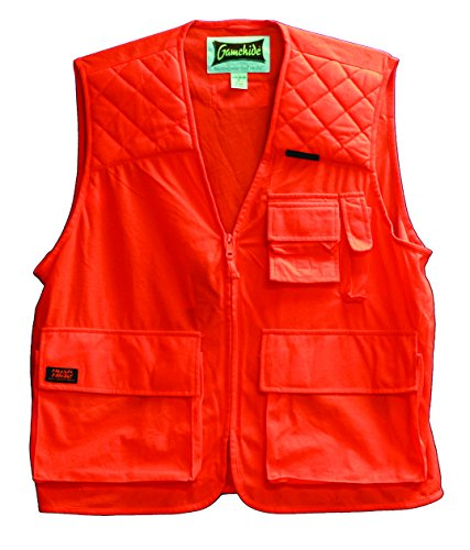 Game Vest Blaze Orange, 2X-Large ()